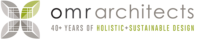 NEW OMR Architects Logo